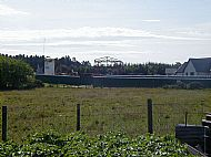2007 View from Schoolcroft across site to the new primary school.