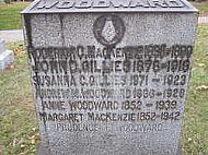 Memorial to Roderick and Margaret