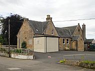 Culbokie Church Centre, once the Primary School.
