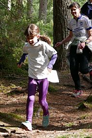Community orienteering - inaugural event 25 August 2018