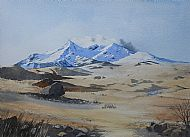 Cuillin Snows, Sligachan
