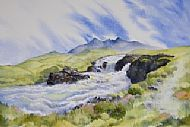 Dancing Waters of the Cuillin