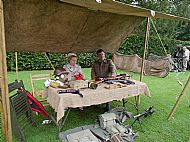 Bantock Park 1940s World War Weekend