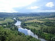 The River Dordogne
