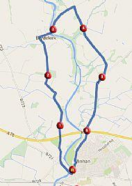 Brydekirk Route