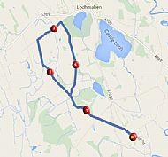 Hightae route
