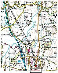 Lockerbie 10k Route
