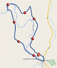 Muckletoon Drs Route