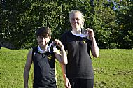 Scottish Age Group Champs medal winners