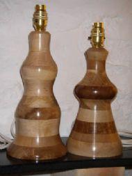 multiwood lampbases