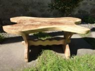 wild grain ash coffee table