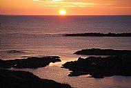 port mor sunset