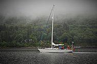 Misty Loch Lochy