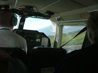 air service to remote islands