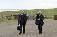 Visiting Bishops
