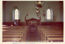 HPA010 - Rusness Church: closed, c. 1970
