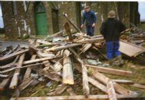 HPA031   East Kirk, Lady. Steeple demolished April 1989 Kirk sold June 1990, demolished 1991