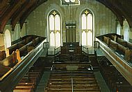 HPA089   East Kirk, Lady, interior