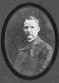 HPA337   Rev. Maclean, West Manse