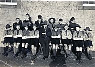 HPA130   Boy Scouts 1947-48, Old Central School