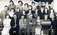 HPA137   Sanday Youth Club c.1954