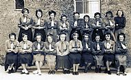 HPA139   Sanday Girl Guides c.1955