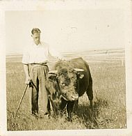 HPA057   John (Jock) Brown c.1950's