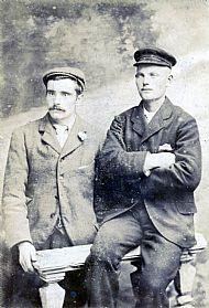 HPA173   R. F. Muir and Jock Peace (Sinclair)