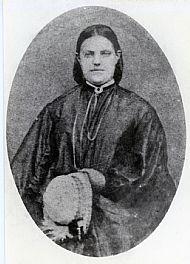 HPA174   Robina Muir (nee Flett) 1851 - 1918 Eliza Muir's mother
