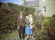 HPA580   Hugh, Lydia, Angela Moar, Fraser Horne
