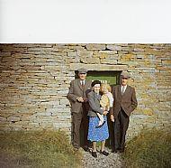 HPA581  Fraser, Lydia, Angela Moar and Hugh Horne