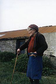 HPA785   Nanny Slater, Burness