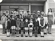HPA744   Sanday School Primary 3 & 4, 1973/74