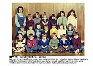 HPA271   Sanday School, 1980's