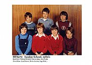 HPA272  Sanday School, 1980's
