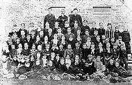 HPA479   Sellibister School, early 1880's