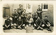 HPA055   Cross Football team 1924-1926