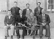 HPA421 Sanday Rifle Club c. 1937