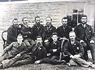 HPA439 The Sanday young men's mutual  improvement  association 1881 --1914