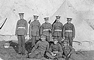 HPA251   Sanday Volunteers pre 1914