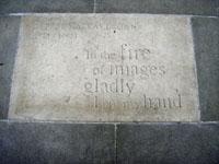memorial to gmb