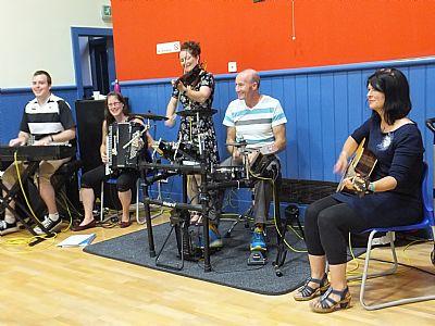kirkjuvagr ceilidh band