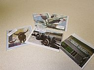 Orkney themed cards