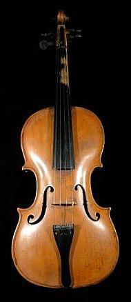 John Rae's Fiddle