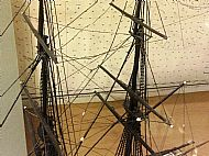 Detail of rigging