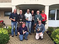 2015 Stromness Regatta Trophy Winners