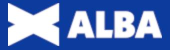 alba party logo