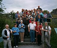 Clan tour 2001