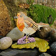 Robin garden ornament