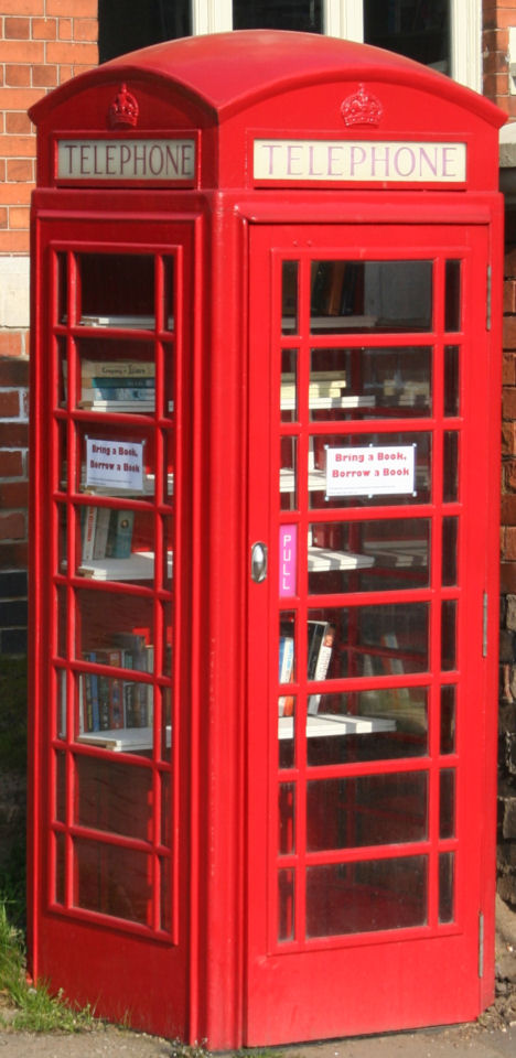 plumtree telephone kiosk
